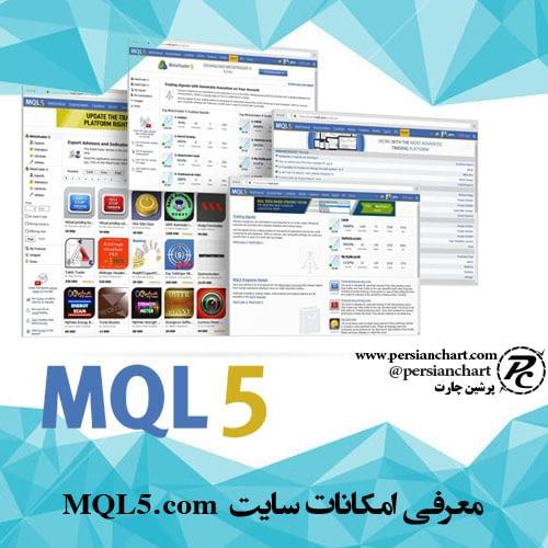 معرفی امکانات سایت MQL5.com